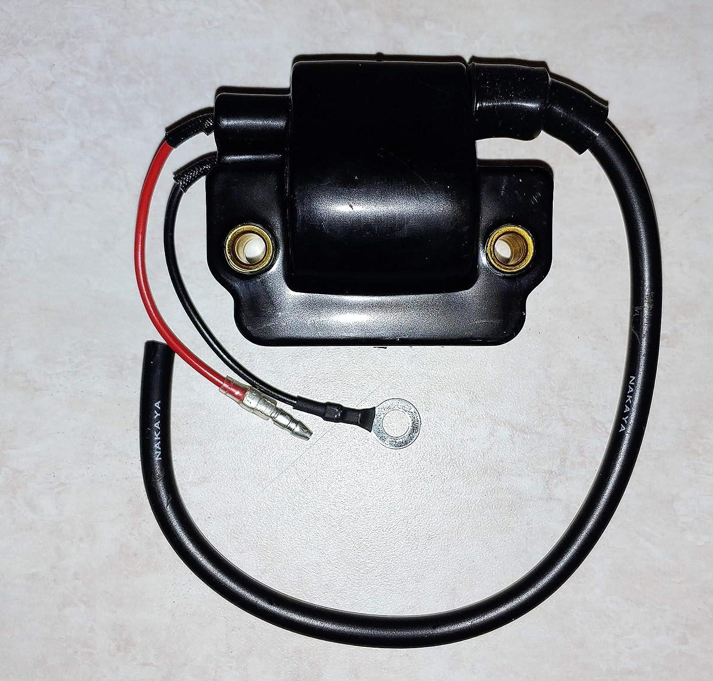 1986 Yamaha 115 hp Ignition Coil 6E5-85570-11-00