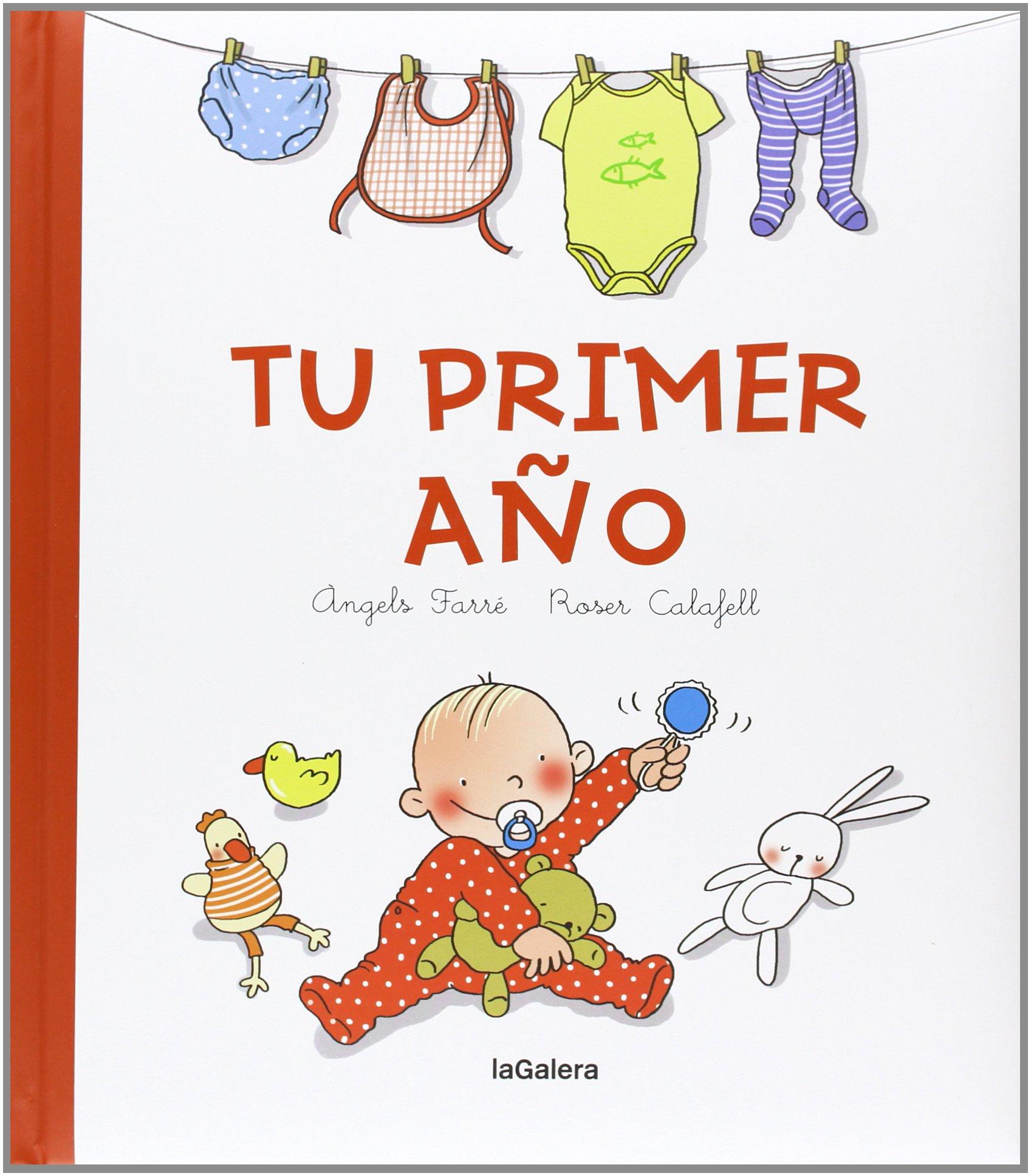 Tu Primer Año: 84 (Álbumes ilustrados): Amazon.es: Àngels ...