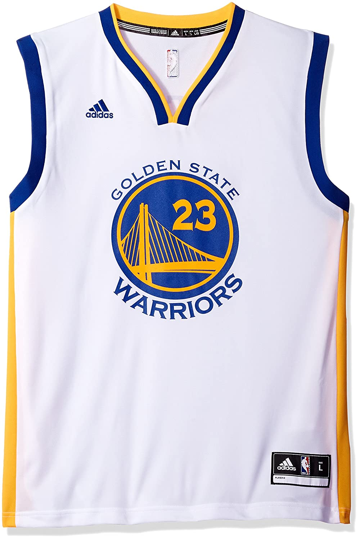 2e2e97ea5 ... Amazon.com NBA Golden State Warriors Draymond Green 23 Mens Replica  Home Jersey
