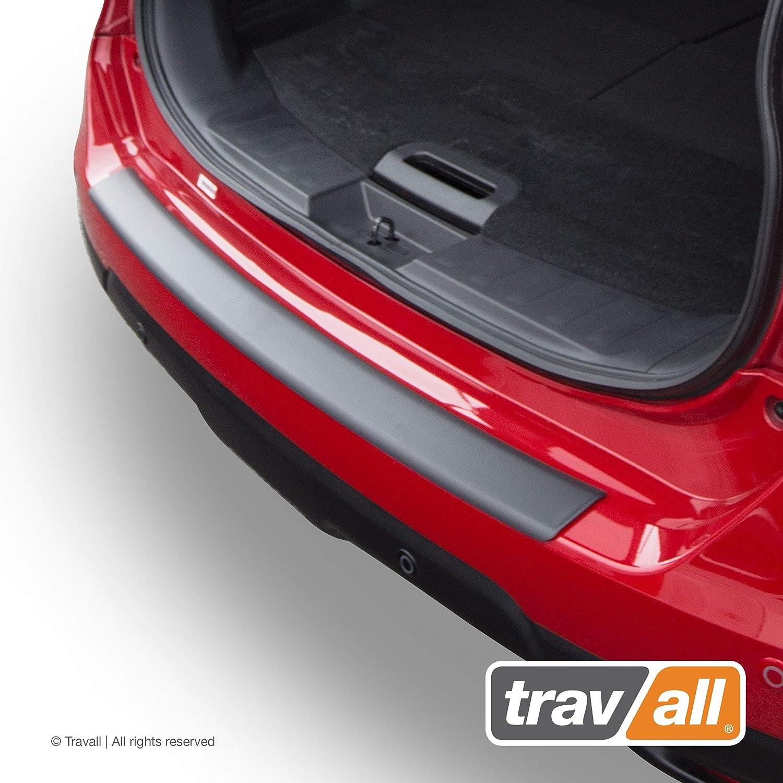 Protection de seuil de coffre en plastique lisse Travall/® Protector TBP1054P