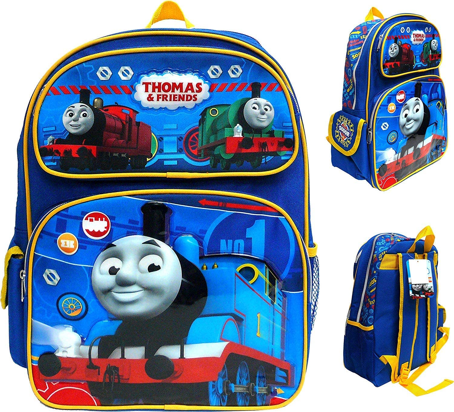 Thomas and Friends 10 inches Mini Backpack