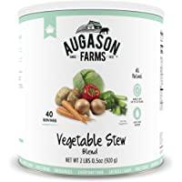 Augason Farms Vegetable Stew Blend 2 lbs 0.5 oz No. 10 Can