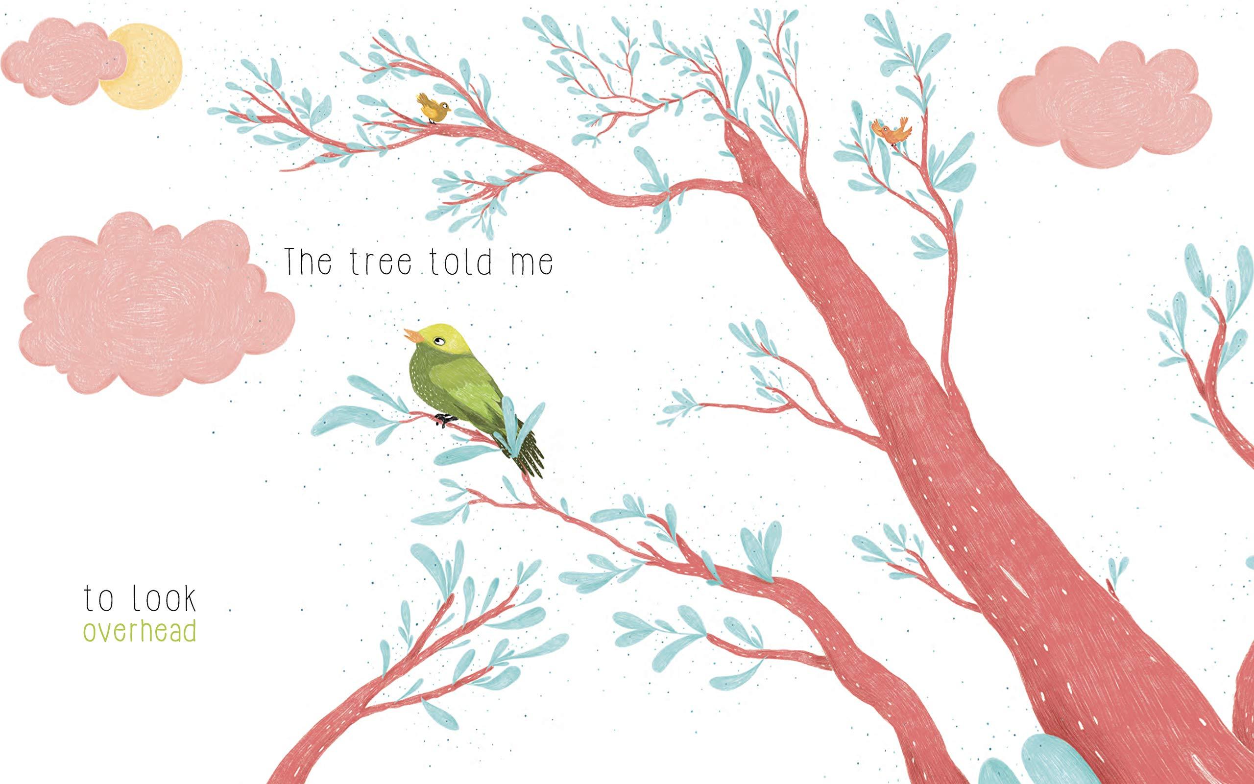 The Tree Told Me: Lescaut, Sophie, Portal, Thanh, Portal, Thanh:  9781478873747: Amazon.com: Books