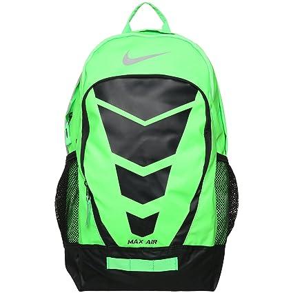 nike air max backpack green