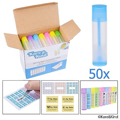 DIY-Cool Gift Premium Lip Balm Kit Tween US Seller