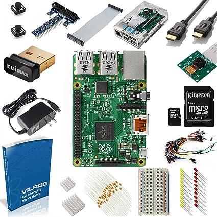 Amazon Raspberry Pi 2 Model B 1gb Ultimate Camera Kit