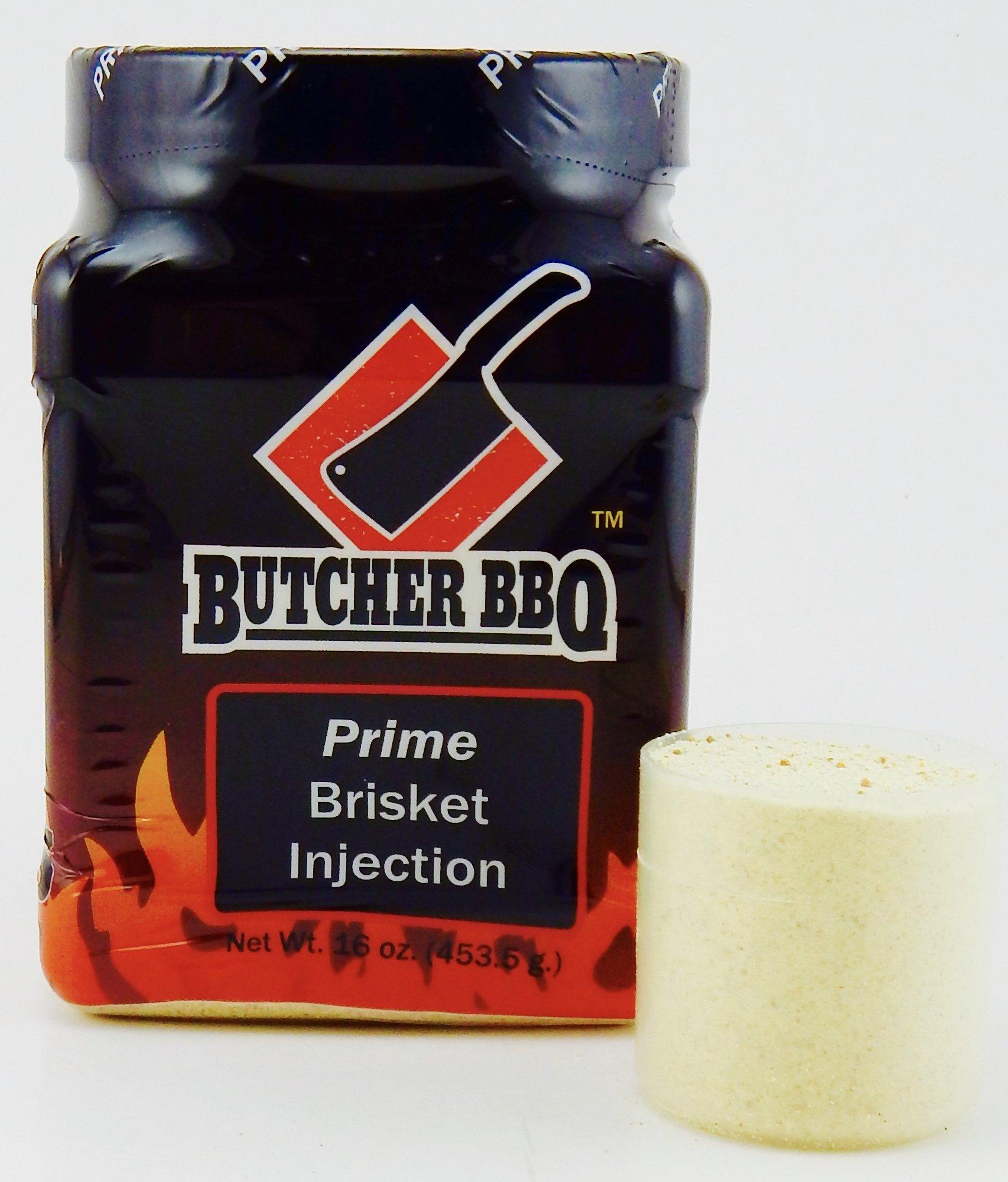 Butcher BBQ Prime Brisket Injection 1 pound by Butcher BBQ (Image #1)