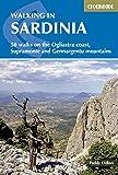 Walking in Sardinia: 50 walks in Sardinia's Mountains (Cicerone Guides)
