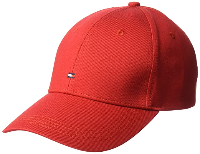 b262d1884407f4 Tommy Jeans Men's Classic BB Dad Hat, Apple Red, OS: Amazon.ca ...