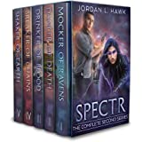 SPECTR: The Complete Second Series (SPECTR Box Sets Book 2)