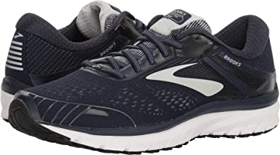 a254607e253 Amazon.com | Brooks Men's Adrenaline GTS 18 Navy/Grey/Black 11 D US ...