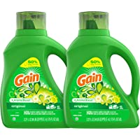 2-Pack Gain Liquid 96 Loads Original 75oz