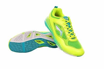 Li-Ning Badminton Shoes, UK 7 (Flash