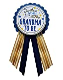 Grandma to Be Pin Twinkle Little Star Baby Shower
