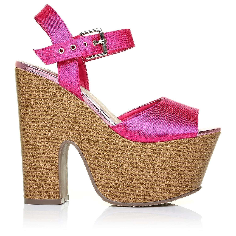 ShuWish B0741CMSJ4 Femme UK Chaussures - Compensées Femme - c8cf6e2 - piero.space