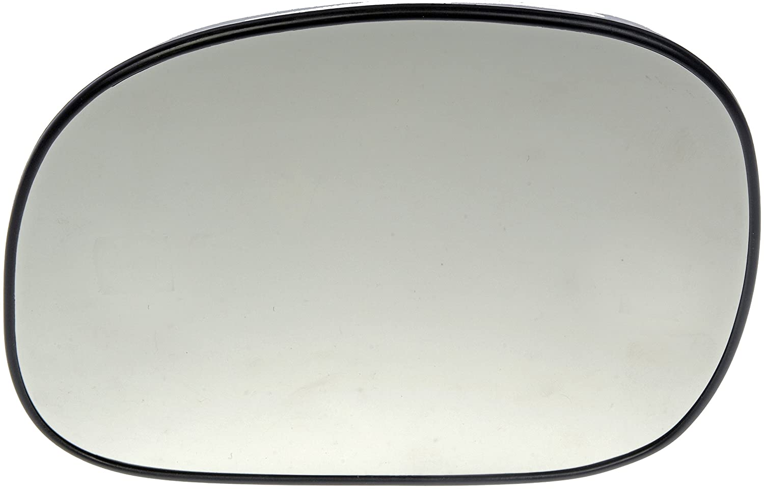 Dorman 56106 Driver Side Non-Heated Plastic Backed Mirror Glass Dorman - HELP