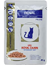 Royal Canin Renal Sachets Fraîcheur au Poulet Nourriture pour Chat 1,02 kg (12 sachets)