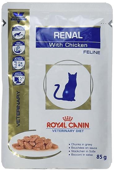 Royal Canin Vet Diet Renal Frischebeutel Chicken Katze