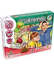 Science4you-5600983608641 Fábrica de Bromas para Niños +8 Años, (80002081)