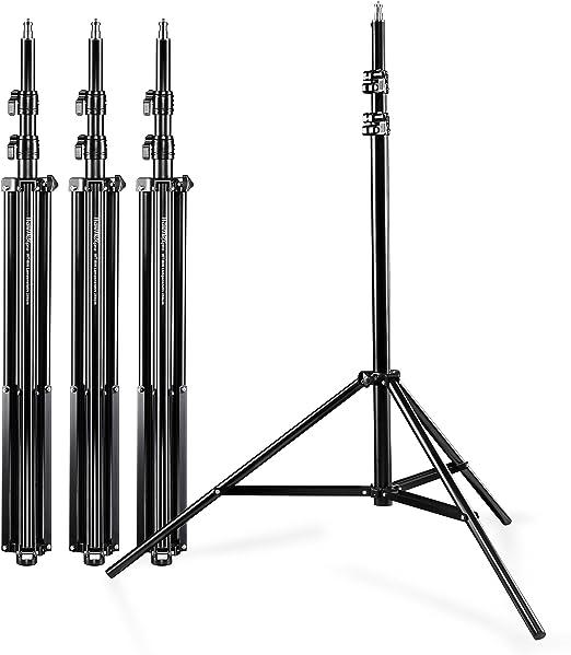 Walimex Pro Wt 806 Lampenstativ 4er Set Kamera
