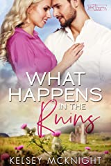What Happens in the Ruins Kindle Edition