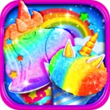 Rainbow Unicorn Snowcones - Kids Frozen Candy Dessert Games FREE