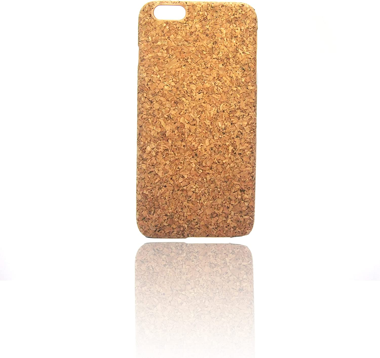 naturaism Cork iPhone 6S / iPhone 6 Case 4.7 Inch Natural Wood Cork 1-Piece Hard Case Cover (iPhone 6S)