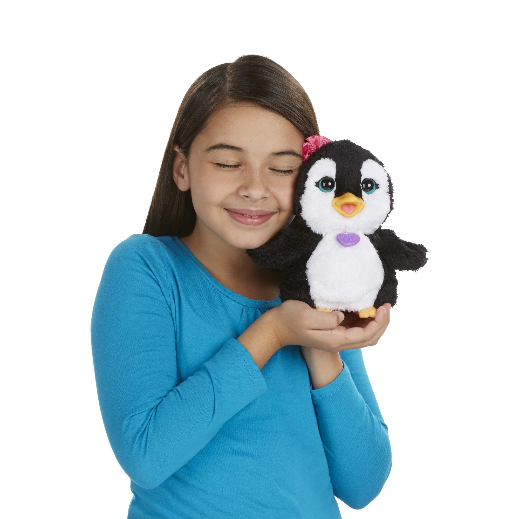 FurReal Friends Happy to See Me Pets Piper, My Dancing Penguin Pet by FurReal (Image #7)
