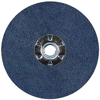 """100-7/"""" Zirconia Resin Fiber Sanding Grinding Disc 36 Grit"""