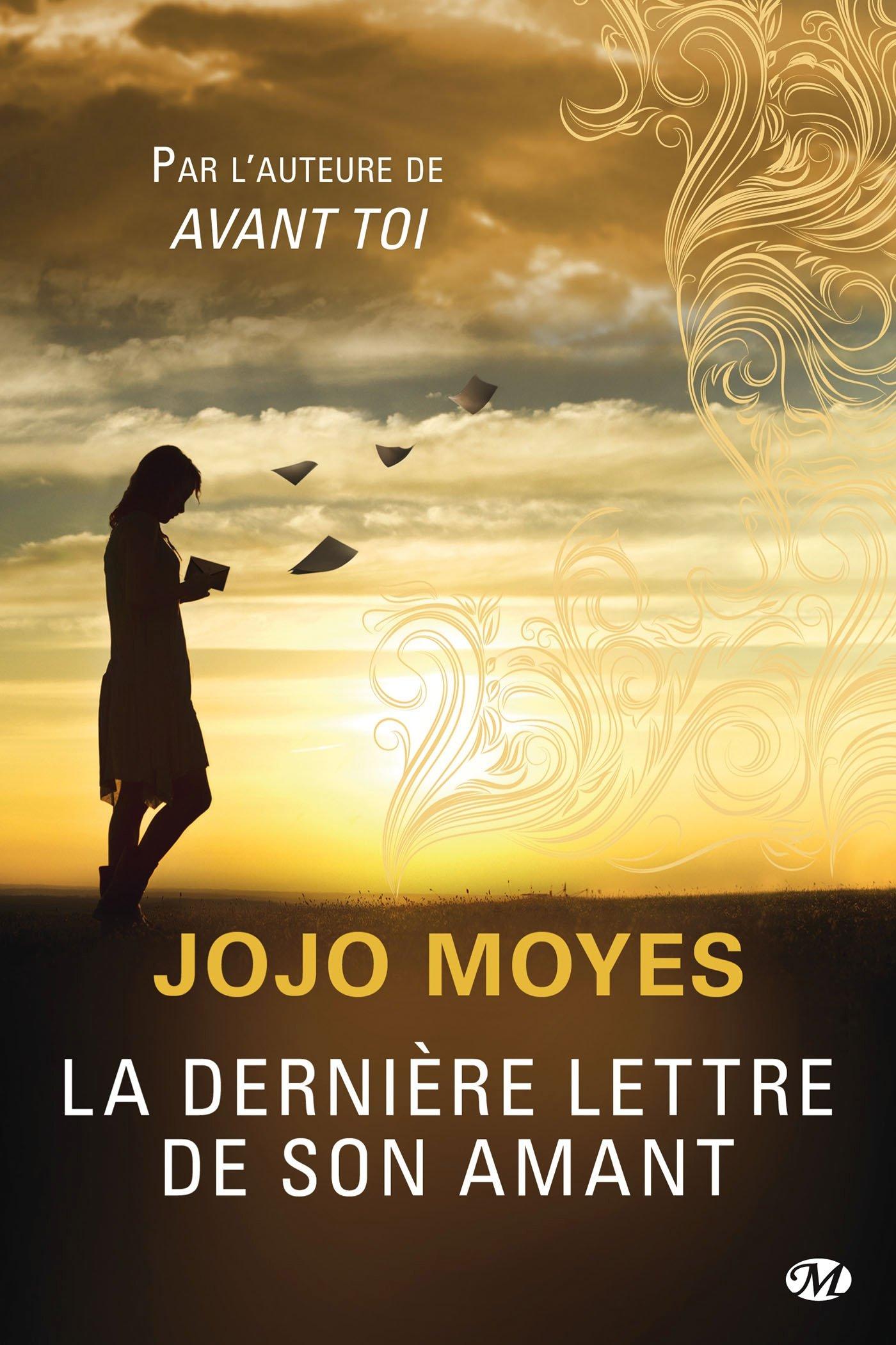 La Dernière Lettre De Son Amant Jojo Moyes 9782811211837