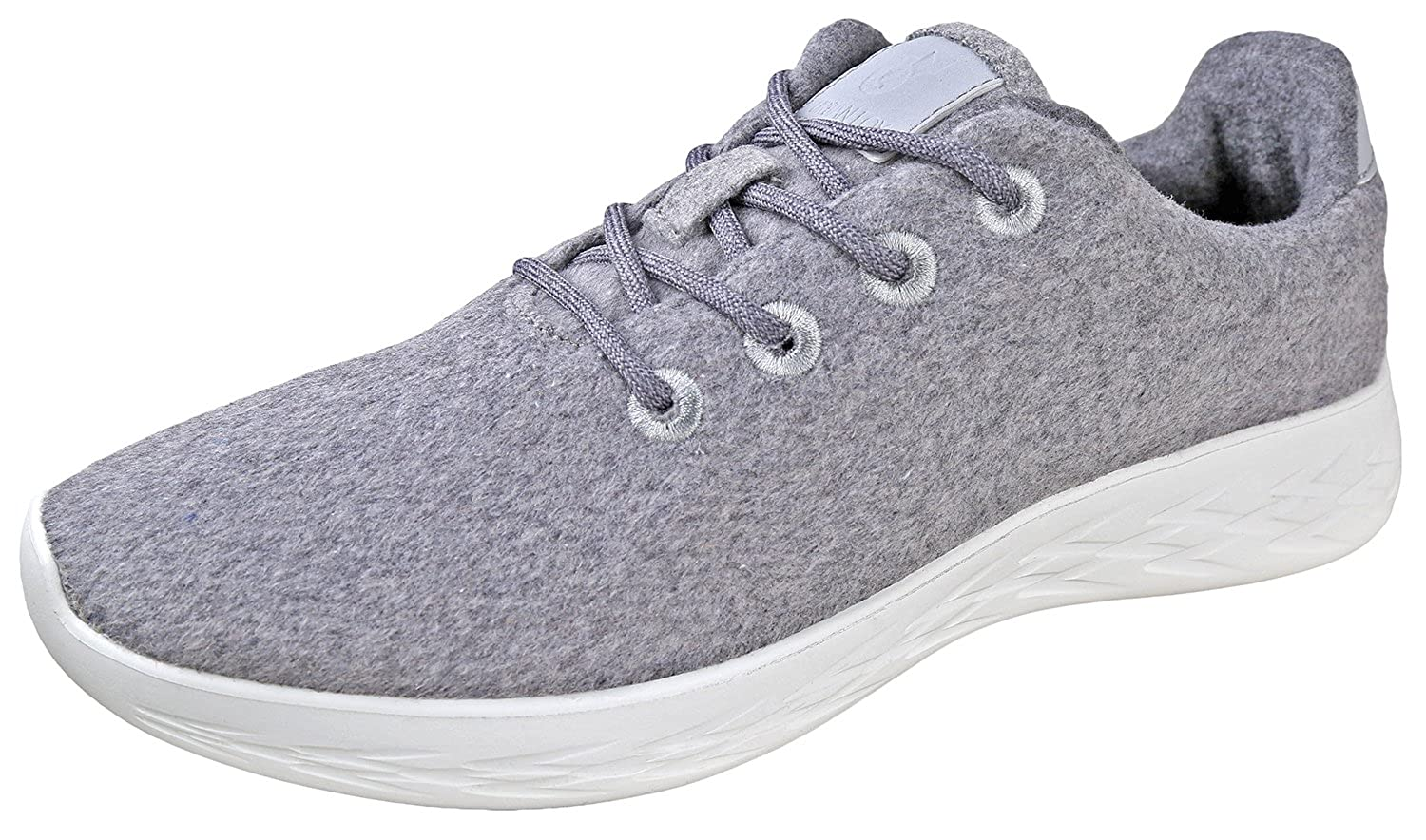 Urban Fox Mens Parker Wool Sneakers | Wool Shoes | Runners Running Shoes | Walking Shoe for Men… AHY-17050