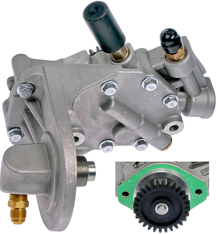 APDTY 134709 Fuel Transfer Pump Fits Select 1989-2005 MACK See Description; Replaces 322GC45, 322GC49A, 322GC512M