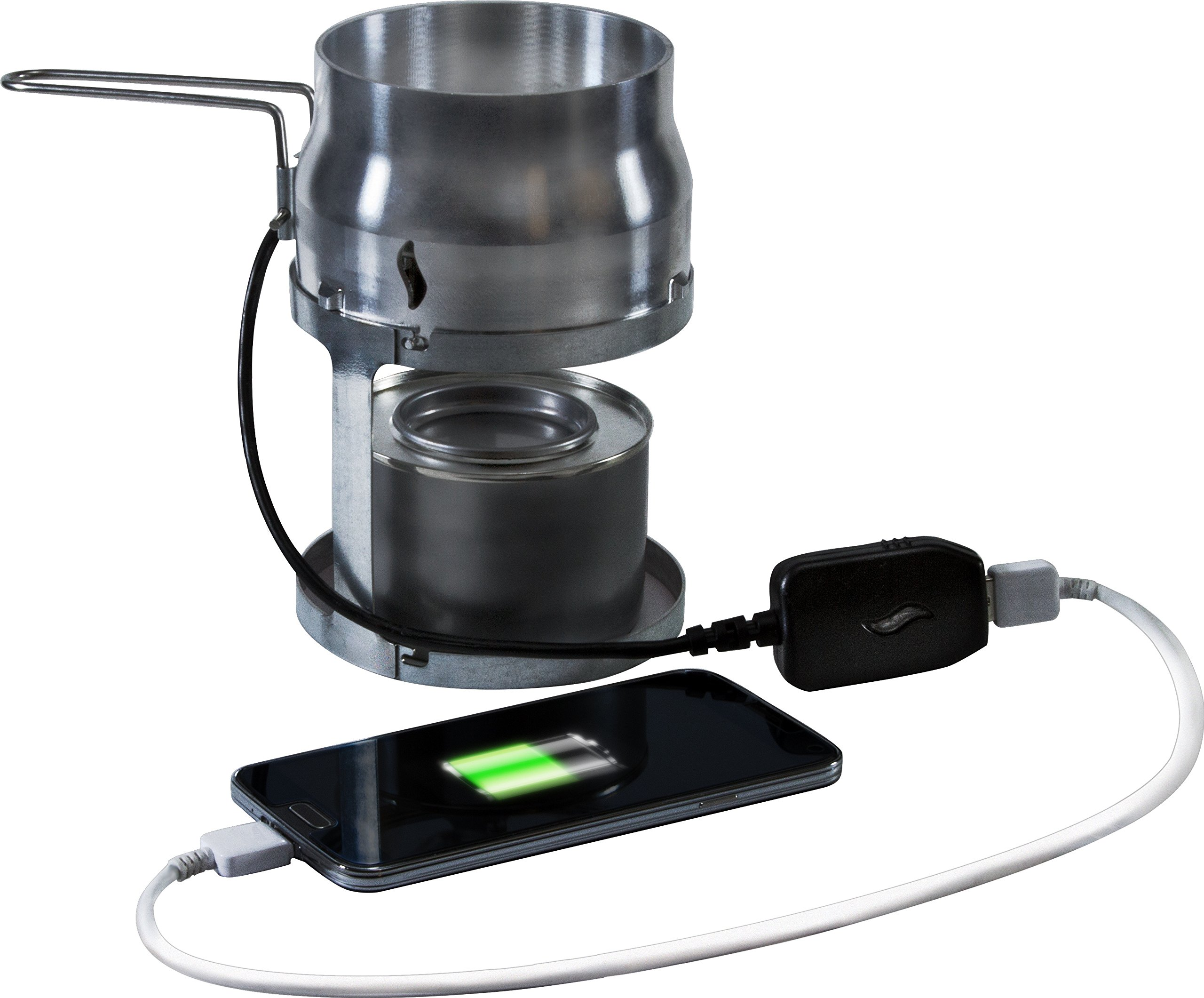 Stower Candle Charger