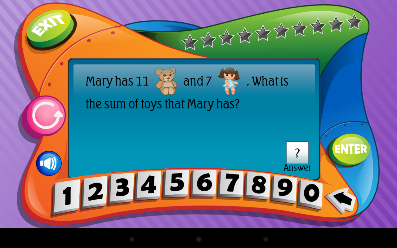 Amazon.com: First Grade Math Word Problems: Appstore for Android