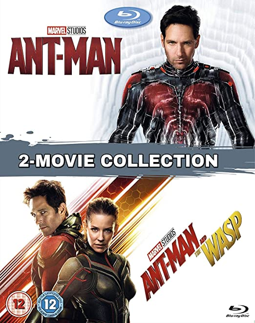 Ant Man double pack [Italia] [Blu-ray]: Amazon.es: Cine y Series TV