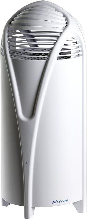 Airfree T40 - Purificador de aire sin filtro, acabado blanco ...