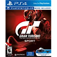 Gran Turismo Sport for PlayStation 4 by Sony