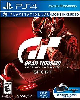 Gran Turismo Sport for PS4