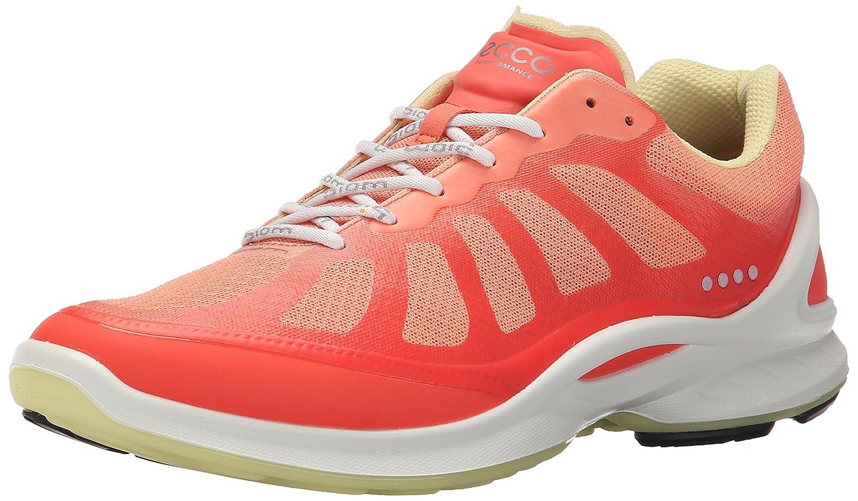 Coral bluesh ECCO shoes Women's Biom Fjuel Racer Oxford