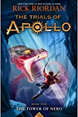 The Trials of Apollo, Book Five: The Tower of Nero Kindle Edition