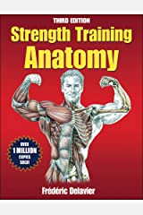Strength Training Anatomy Paperback