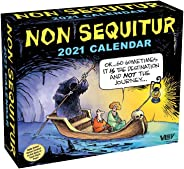 Non Sequitur 2021 Day-to-Day Calendar