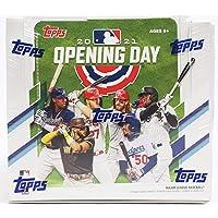 $69 » 2021 Topps Opening Day Baseball Hobby Box (36 Packs/7 Cards: 36 Inserts)