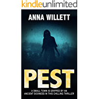 PEST: A small town is gripped by an ancient sickness in this chilling thriller book cover