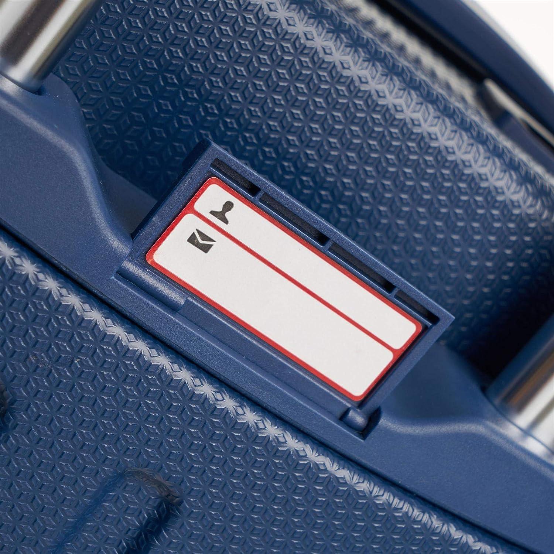 Noir Hedgren Porte-Bagages Rigide avec Serrure TSA - HTRS02S-003-01 Noir