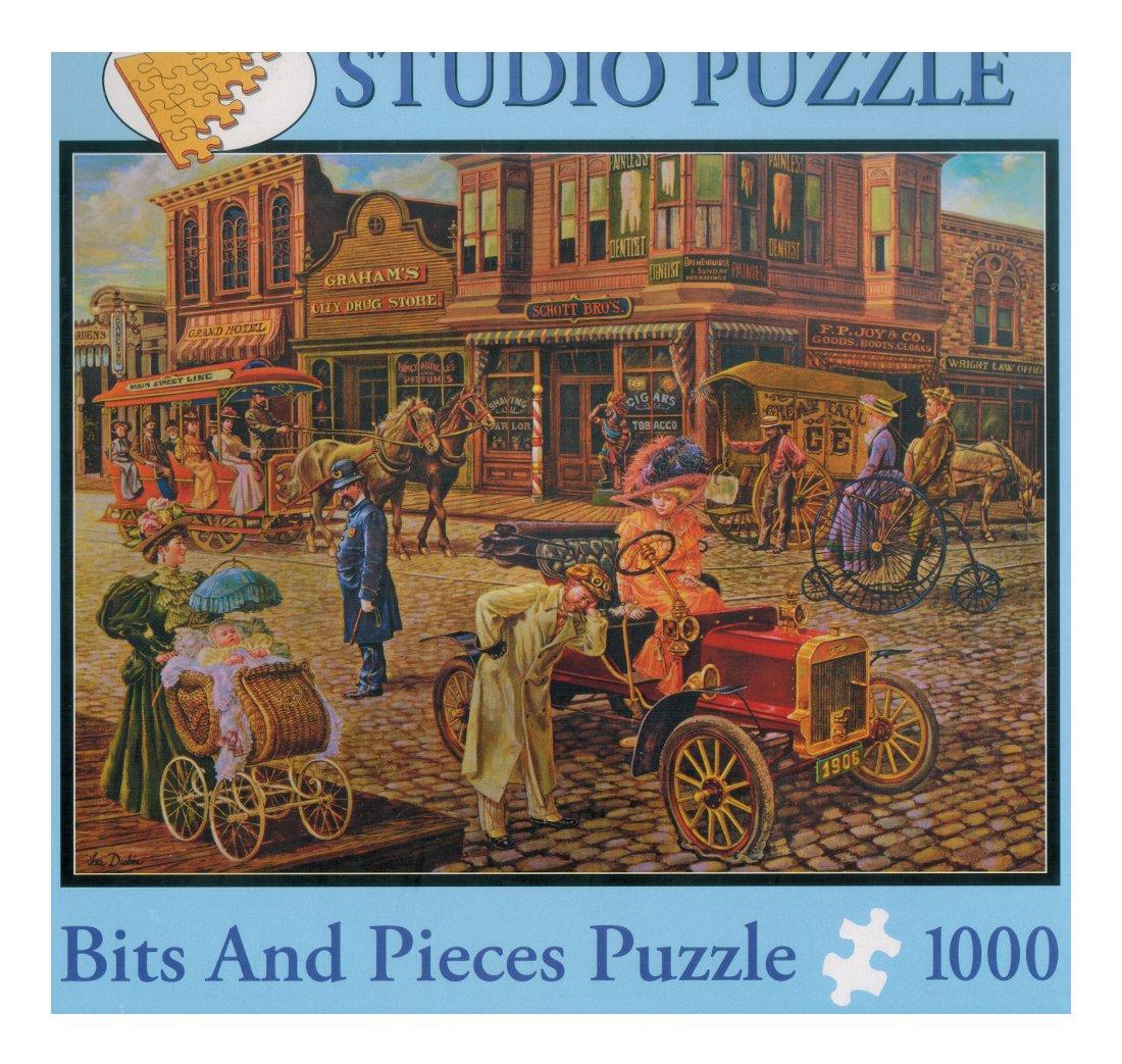 Bits & Pieces 1000 Pc Puzzle - Lee Dubin's Main Street