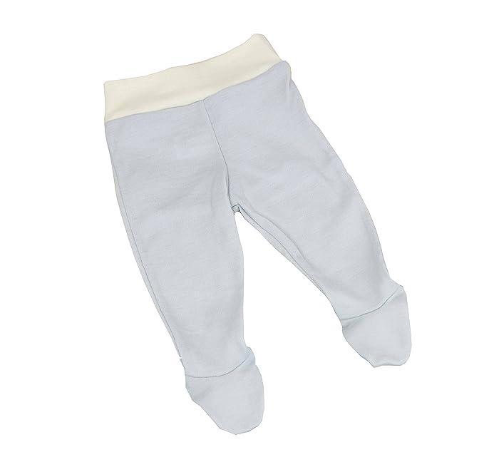 a18fd332f8053 Footed Baby Pants Trousers Newborn - 3yr Boy Girl Unisex Kids 100% Merino  Wool: Amazon.co.uk: Clothing