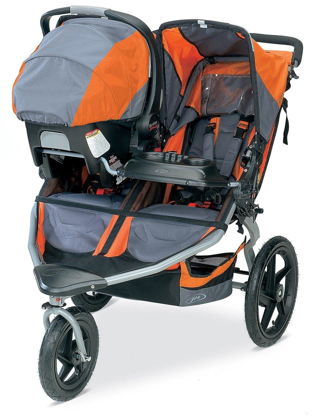 Amazon.com: Bob Pre-2016 Duallie Infant Car Seat Adapter For Britax ...