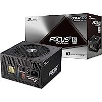 Seasonic SSR-750PX Fuente de Poder Focus Plus, 750W, Platinum