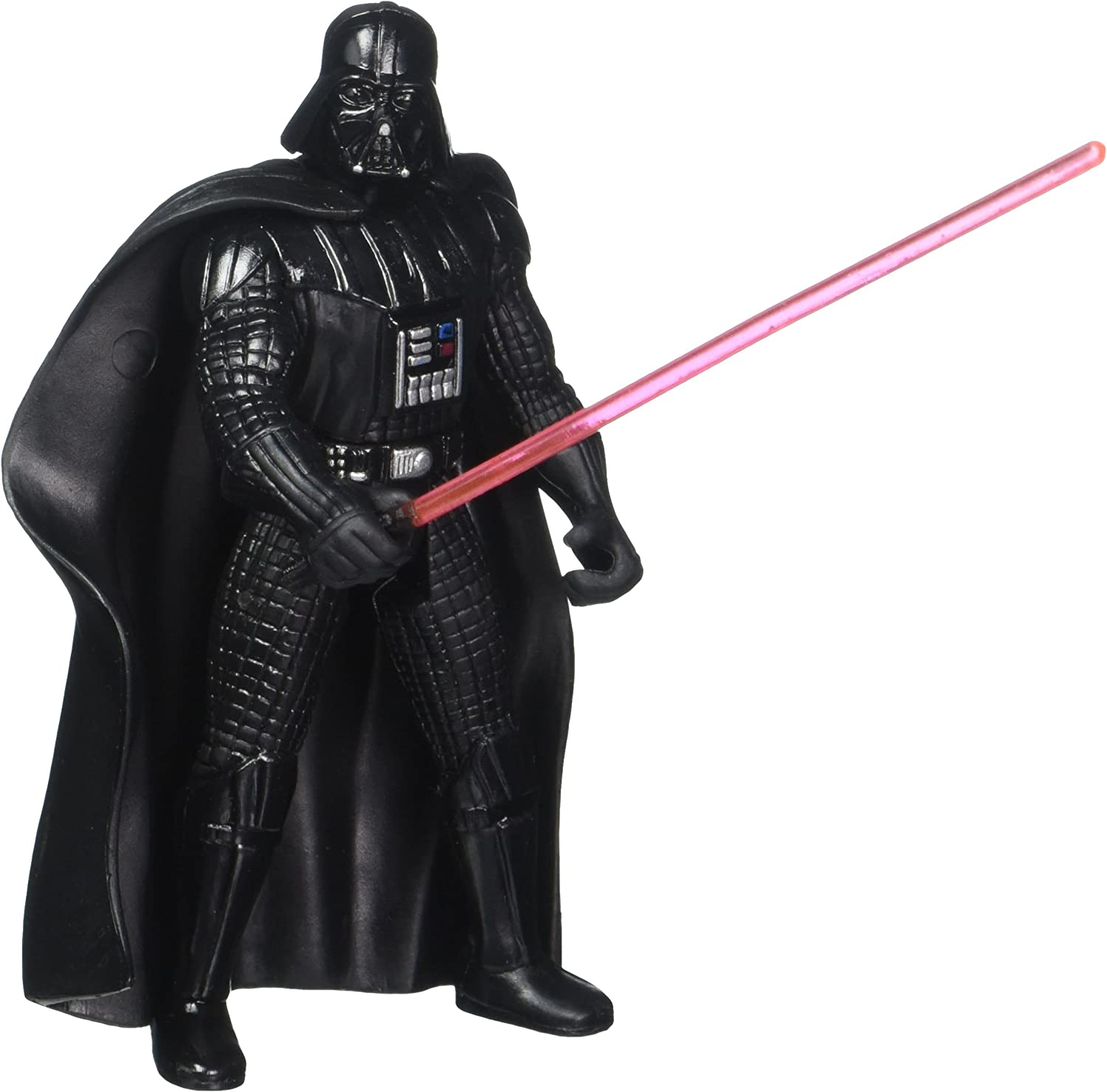 """3.75/"""" Star Wars Series Darth Vader Action  Figure  with light sword Toy"""